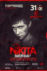Nikita Happy Birthday